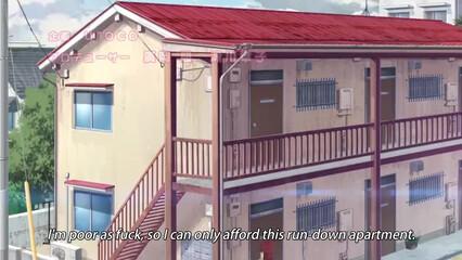 Порно аниме хентай с развратными приключениями девушки